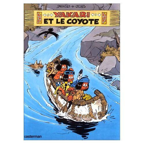- Yakari et le coyote - Preis vom 08.03.2021 05:59:36 h