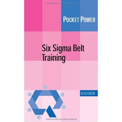 Jürgen Gamweger - Six Sigma Belt Training - Preis vom 15.04.2021 04:51:42 h