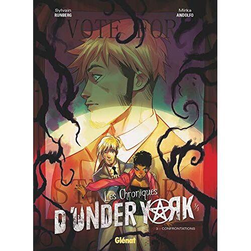 - Les Chroniques d'Under York - Tome 03 (Les Chroniques d'Under York, 3) - Preis vom 12.04.2021 04:50:28 h