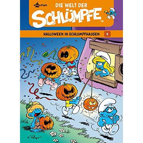 Peyo - Schlümpfe  Die Welt der Schlümpfe: Band 5. Halloween in Schlumpfhausen - Preis vom 31.03.2020 04:56:10 h