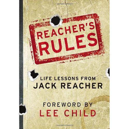 Jack Reacher - Reacher's Rules: Life Lessons From Jack Reacher - Preis vom 14.01.2021 05:56:14 h