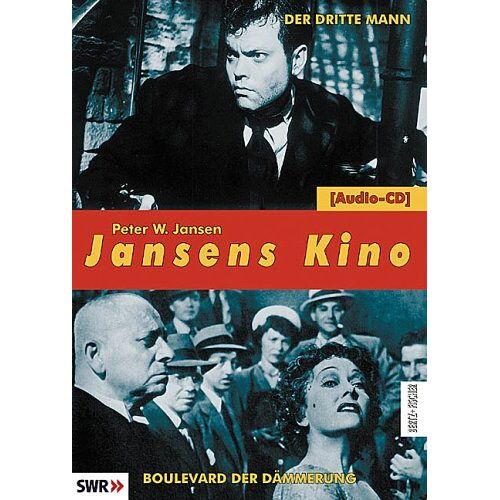 Jansen, Peter W. - Jansens Kino: Der Dritte Mann / Boulevard der Dämmerung - Preis vom 13.05.2021 04:51:36 h