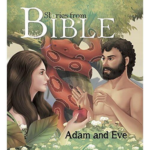 NA - BIBLE STORIES ADAM AND EVE [Paperback] [Jan 01, 2017] NA [Paperback] [Jan 01, 2017] NA - Preis vom 19.10.2020 04:51:53 h