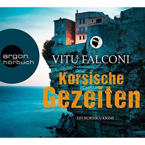 Vitu Falconi - Korsische Gezeiten: Ein Korsika-Krimi (Ein Fall für Eric Marchand, Band 2) - Preis vom 11.05.2021 04:49:30 h