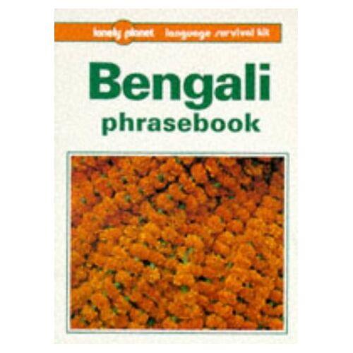 Bimal Maity - Bengali Phrasebook (Lonely Planet Phrasebook: India) - Preis vom 31.10.2020 05:52:16 h