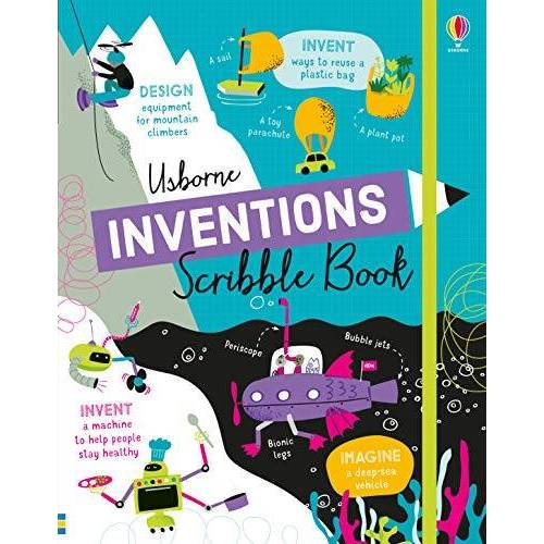 Various - Various, V: Inventions Scribble Book (Scribble Books) - Preis vom 08.05.2021 04:52:27 h