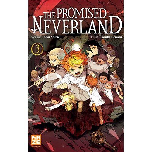 - The Promised Neverland, Tome 3 : En éclats - Preis vom 23.01.2021 06:00:26 h