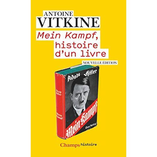 - Mein Kampf, histoire d'un livre (Champs histoire) - Preis vom 21.10.2020 04:49:09 h