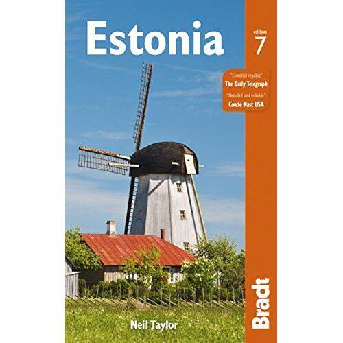 Neil Taylor - Estonia (Bradt Travel Guide Estonia) - Preis vom 05.09.2020 04:49:05 h