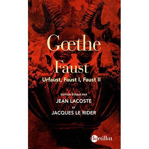 Goethe, Johann Wolfgang von - Faust : Urfaust, Faust I, Faust II - Preis vom 28.02.2021 06:03:40 h