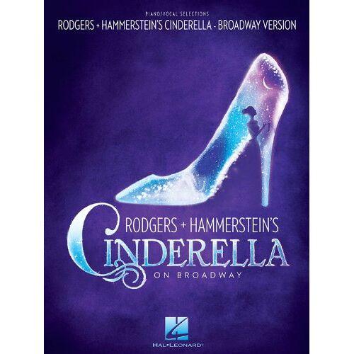 Oscar Hammerstein - Rodgers & Hammerstein's Cinderella On Broadway (Vocal Selections) - Preis vom 21.10.2020 04:49:09 h