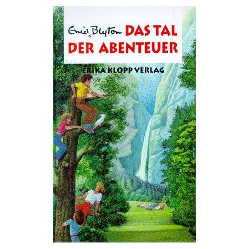 Enid Blyton - Abenteuer-Serie, Bd.3, Das Tal der Abenteuer - Preis vom 19.11.2020 05:53:12 h