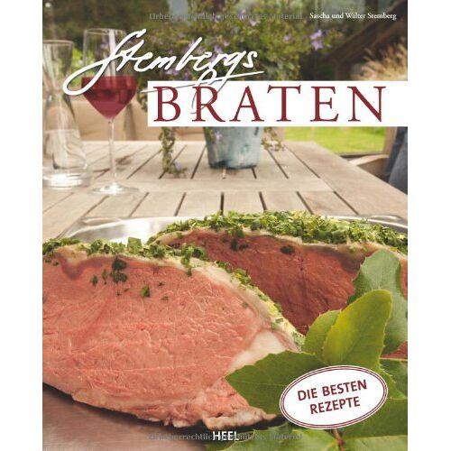 Sascha Stemberg - Stembergs Braten. Die besten Rezepte aus dem Landgasthof - Preis vom 01.03.2021 06:00:22 h