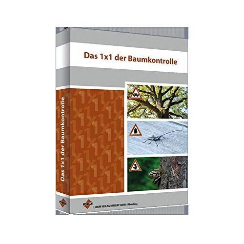 Forum Verlag Herkert GmbH - Das 1x1 der Baumkontrolle - Preis vom 13.05.2021 04:51:36 h