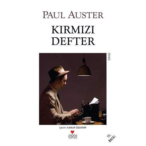 Paul Auster - Kirmizi Defter - Preis vom 15.04.2021 04:51:42 h
