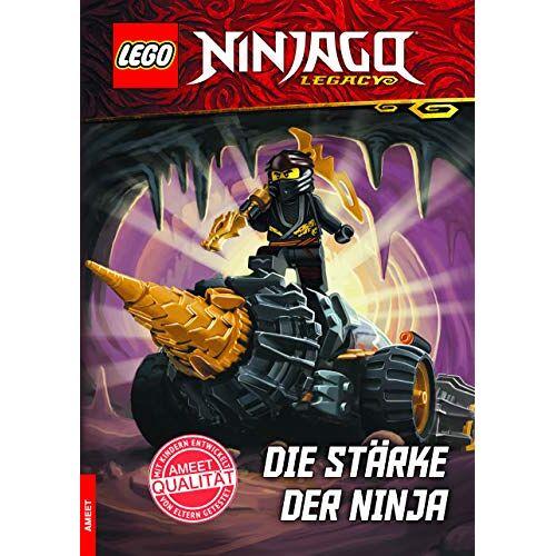 - LEGO® NINJAGO® – Die Stärke der Ninja - Preis vom 05.03.2021 05:56:49 h
