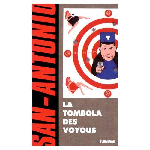 Frédéric Dard - La Tombola des voyous - Preis vom 20.01.2021 06:06:08 h