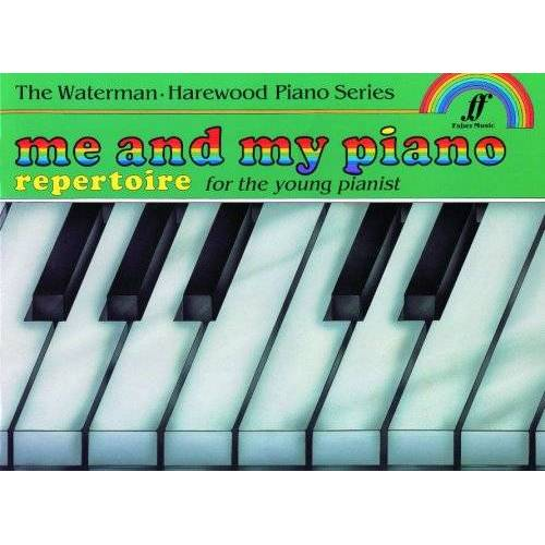 Fanny Waterman - Me and My Piano Repertoire for the Young Pianist (Waterman/Harewood Piano) - Preis vom 19.04.2021 04:48:35 h
