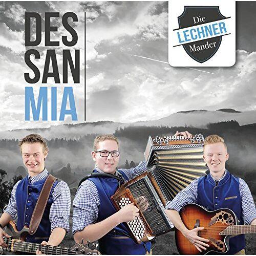 Die Lechner Mander - Des san mia - Preis vom 20.01.2021 06:06:08 h