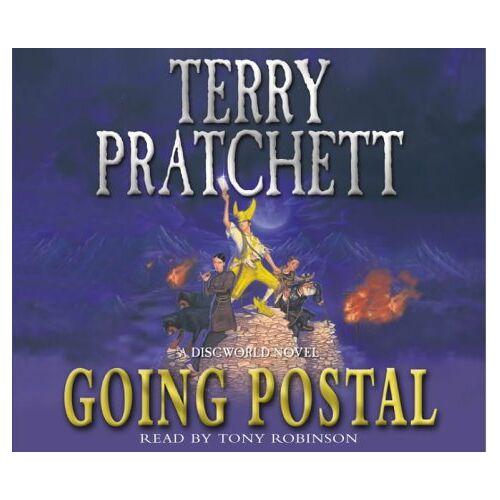 Terry Pratchett - Going Postal: A Discworld Novel (Discworld Novels) - Preis vom 21.10.2020 04:49:09 h