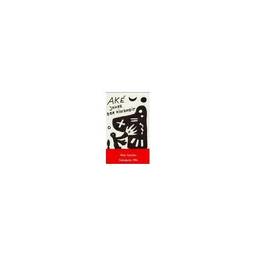 Wole Soyinka - Ake. Eine Kindheit - Preis vom 13.05.2021 04:51:36 h