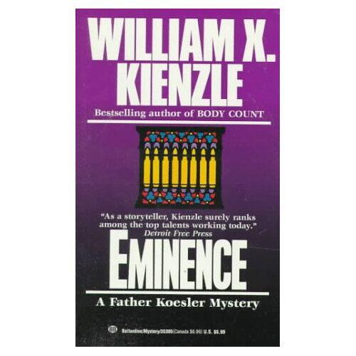 Kienzle, William X. - Eminence - Preis vom 03.09.2020 04:54:11 h