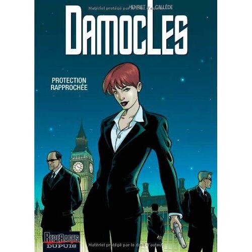 - Damoclès, Tome 1 : Protection rapprochée - Preis vom 21.10.2020 04:49:09 h