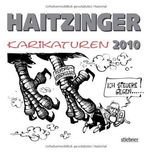 Horst Haitzinger - Haitzinger Karikaturen 2010 - Preis vom 19.01.2021 06:03:31 h