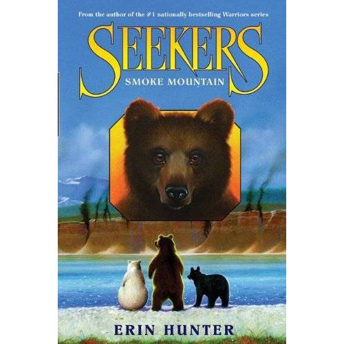 Erin Hunter - Seekers #3: Smoke Mountain[ SEEKERS #3: SMOKE MOUNTAIN ] By Hunter, Erin ( Author )May-12-2009 Hardcover - Preis vom 06.09.2020 04:54:28 h
