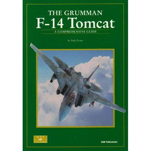 Andy Evans - Grumman F-14 Tomcat - Preis vom 20.10.2020 04:55:35 h