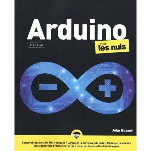 - Arduino Pour les Nuls, 3ed - Preis vom 13.05.2021 04:51:36 h
