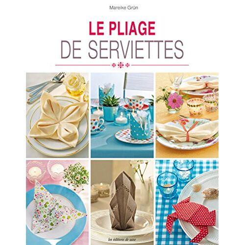 - Le pliage de serviettes - Preis vom 20.10.2020 04:55:35 h