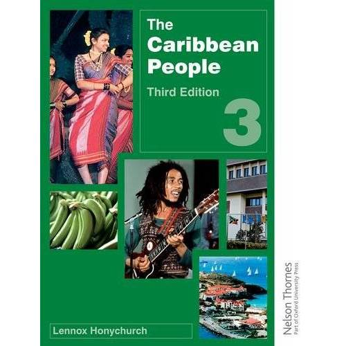 Lennox Honychurch - Honychurch, L: Caribbean People Book 3 - Preis vom 08.05.2021 04:52:27 h