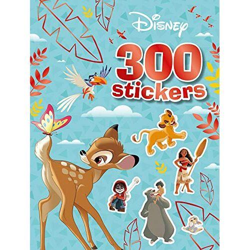 - 300 stickers Disney - Preis vom 21.10.2020 04:49:09 h