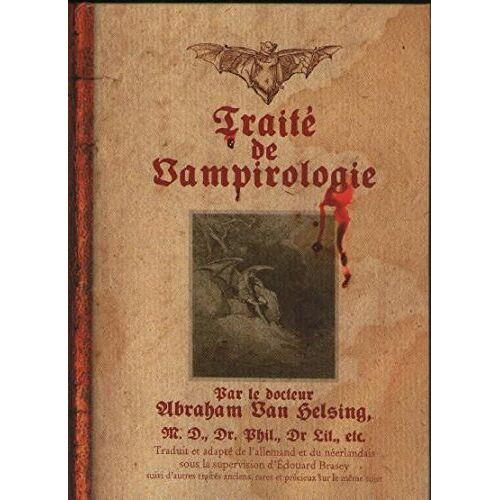 - Traité de Vampirologie - Preis vom 06.09.2020 04:54:28 h