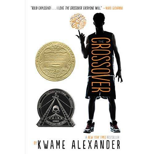 Kwame Alexander - The Crossover (The Crossover Series) - Preis vom 23.02.2021 06:05:19 h