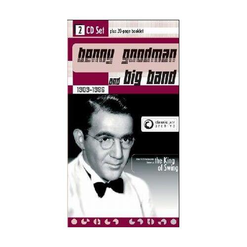 - Benny Goodman - Big Band - Preis vom 18.11.2020 05:46:02 h