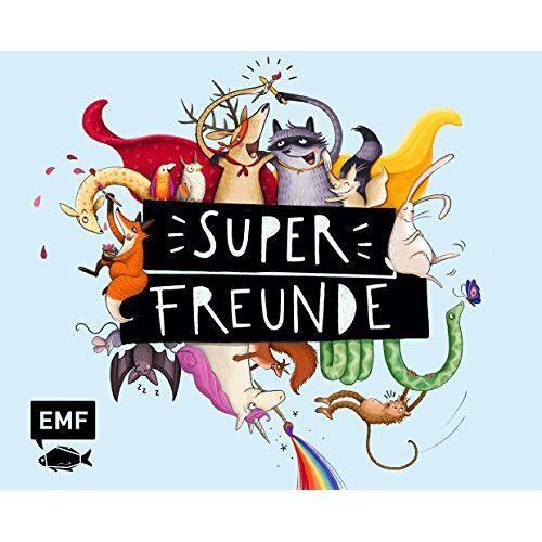 - Superfreunde – Das Freundebuch - Preis vom 26.02.2021 06:01:53 h