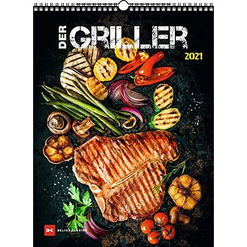 - Der Griller 2021: Das BBQ Jahr - Preis vom 26.02.2021 06:01:53 h