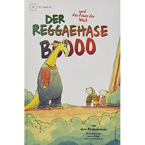 Jens Strohschnieder - Der Reggaehase Boooo und das Feuer der Wut - Preis vom 01.03.2021 06:00:22 h