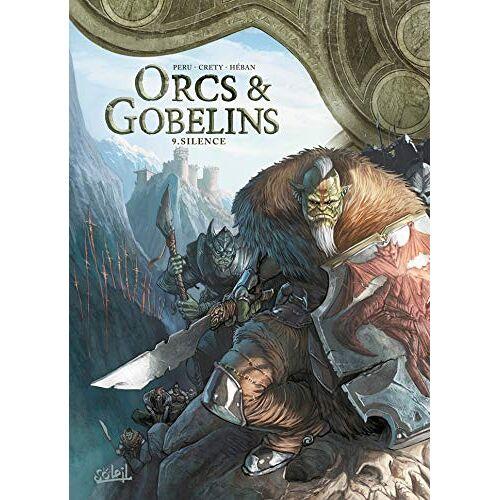 - Orcs et Gobelins T09: Silence (Orcs et Gobelins (9)) - Preis vom 04.10.2020 04:46:22 h