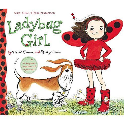 Jacky Davis - Ladybug Girl - Preis vom 27.02.2021 06:04:24 h