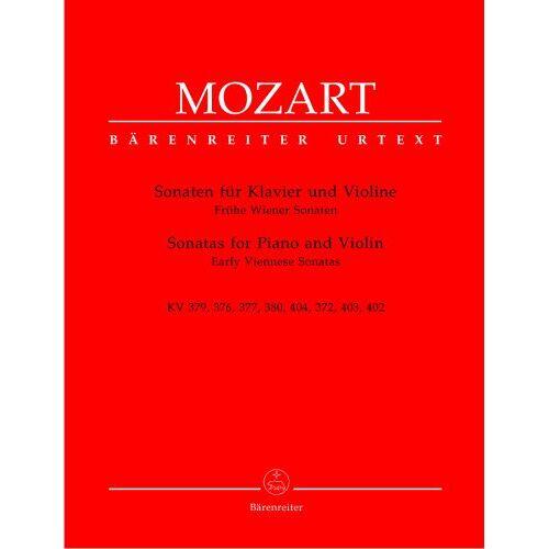 - Fruehe Wiener Sonaten. Violine, Klavier - Preis vom 08.04.2020 04:59:40 h