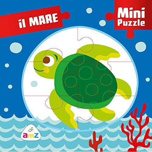 - Il mare. Mini puzzle - Preis vom 25.01.2021 05:57:21 h