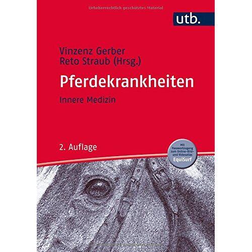 Heinz Gerber - Pferdekrankheiten Band 1 (UTB L (Large-Format)) - Preis vom 13.04.2021 04:49:48 h