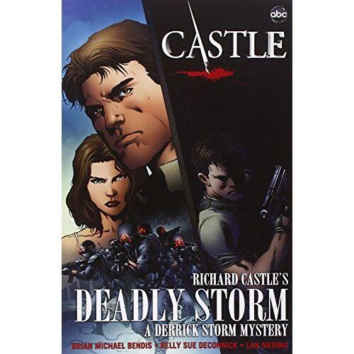 Richard Castle - Castle: Richard Castle's Deadly Storm - Preis vom 28.02.2021 06:03:40 h