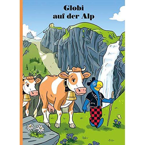 Jürg Lendenmann - Globi auf der Alp: Band 91 (Globi Klassik) - Preis vom 07.05.2021 04:52:30 h