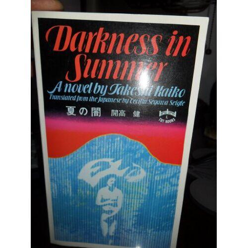 Takeshi Kaiko - Darkness in Summer - Preis vom 20.10.2020 04:55:35 h