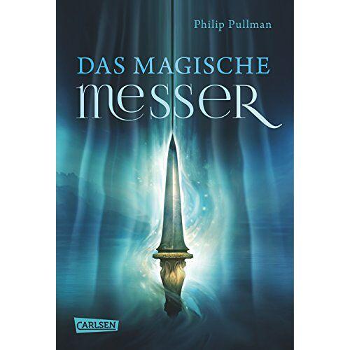 Philip Pullman - His Dark Materials, Band 2: Das Magische Messer - Preis vom 15.04.2021 04:51:42 h
