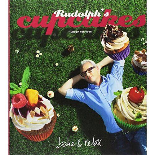 Veen, Rudolph van - Rudolph's cupcakes: bake & relax - Preis vom 12.05.2021 04:50:50 h